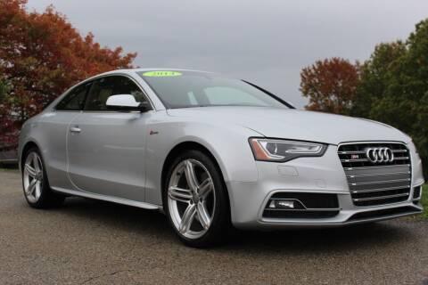 2014 Audi S5 for sale at Harrison Auto Sales in Irwin PA