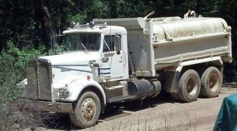 1969 Kenworth 923 for sale at Classic Car Deals in Cadillac MI
