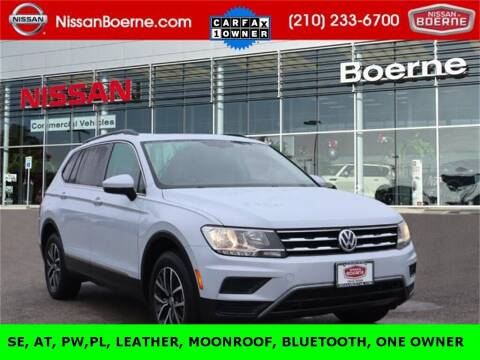 2018 Volkswagen Tiguan for sale at Nissan of Boerne in Boerne TX