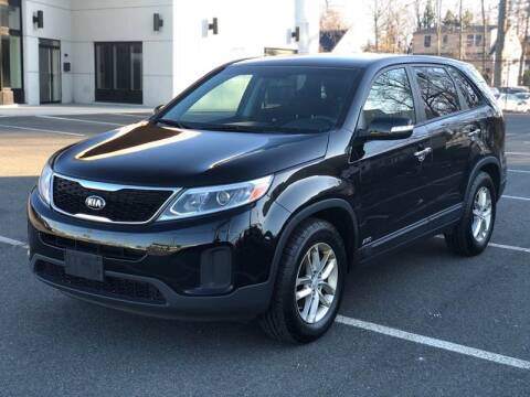 2015 Kia Sorento for sale at MAGIC AUTO SALES in Little Ferry NJ