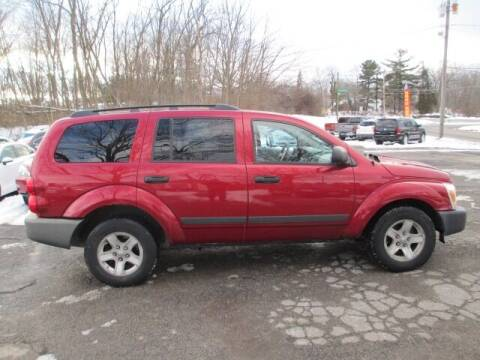 2006 Dodge Durango for sale at Mill Creek Auto Sales in Youngstown OH