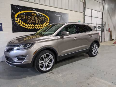 2018 Lincoln MKC for sale at LIDTKE MOTORS in Beaver Dam WI