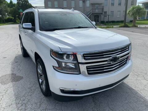 2016 Chevrolet Tahoe for sale at Consumer Auto Credit in Tampa FL