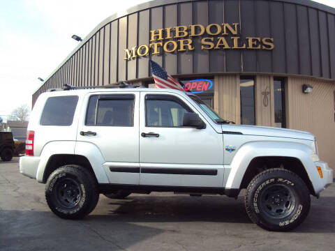 2012 Jeep Liberty for sale at Hibdon Motor Sales in Clinton Township MI
