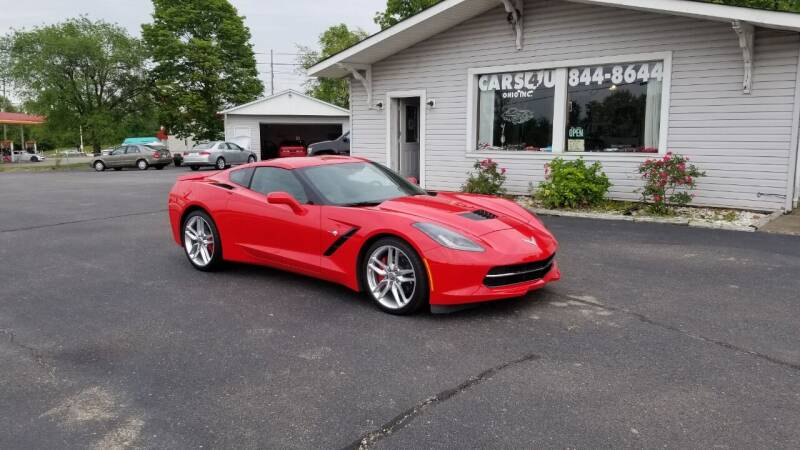 2019 Chevrolet Corvette for sale at Cars 4 U in Liberty Township OH