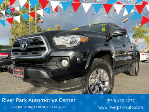 2017 Toyota Tacoma for sale at River Park Automotive Center in Fresno CA