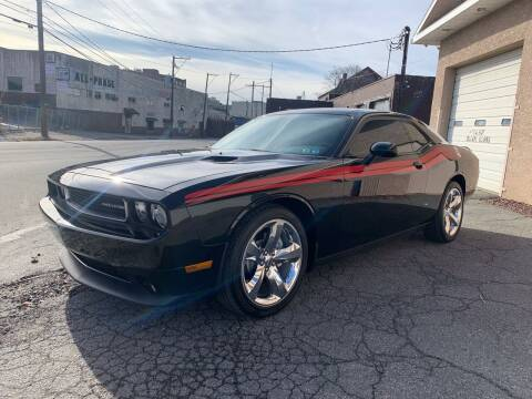 2012 Dodge Challenger for sale at Red Top Auto Sales in Scranton PA