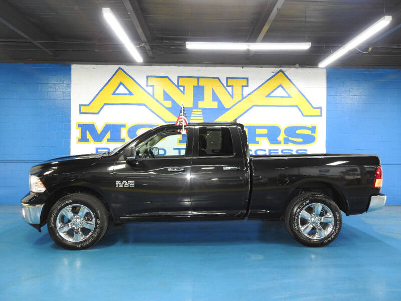 2018 RAM Ram Pickup 1500 for sale at ANNA MOTORS, INC. in Detroit MI