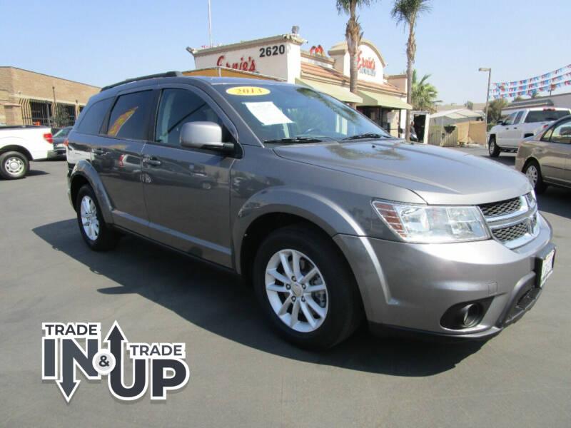 2013 Dodge Journey for sale at Ernie's Auto Sales in Chula Vista CA