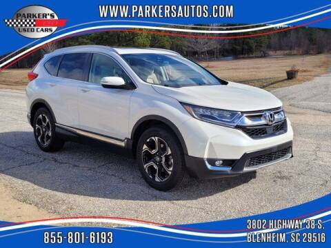 2018 Honda CR-V for sale at Parker's Used Cars in Blenheim SC