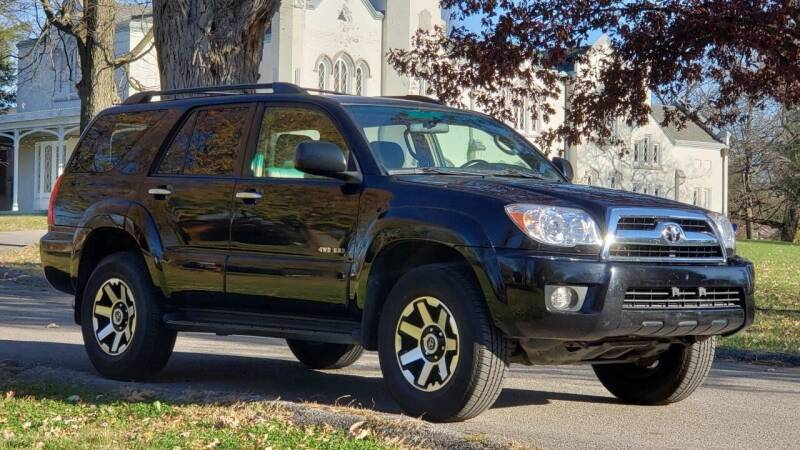 2007 Toyota 4Runner for sale at Digital Auto in Lexington KY