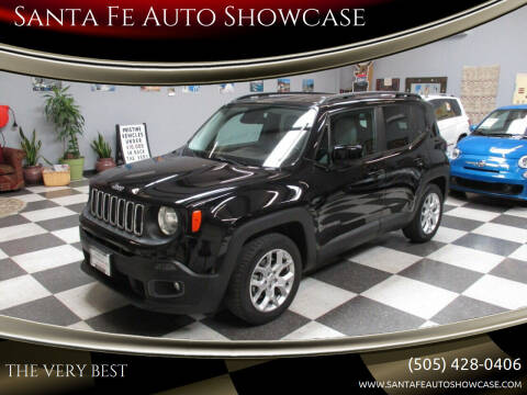 2015 Jeep Renegade for sale at Santa Fe Auto Showcase in Santa Fe NM