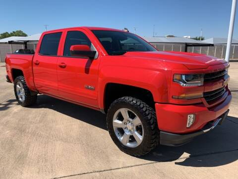 2017 Chevrolet Silverado 1500 for sale at Excellence Auto Direct in Euless TX
