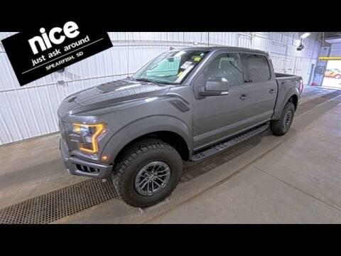2019 Ford F-150 for sale at PRESTIGE AUTO SALES in Spearfish SD