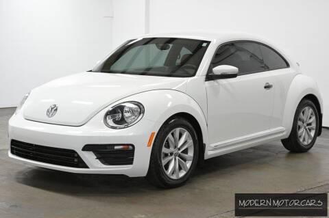 2017 Volkswagen Beetle for sale at Modern Motorcars in Nixa MO