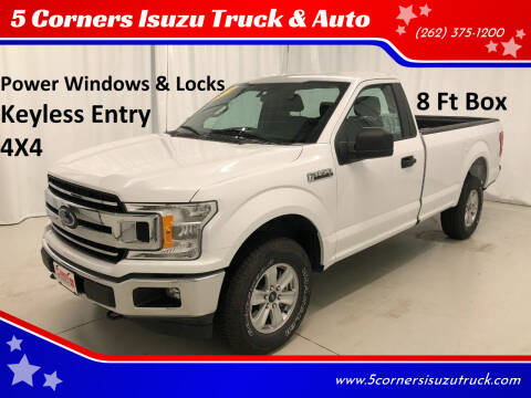 2019 Ford F-150 for sale at 5 Corners Isuzu Truck & Auto in Cedarburg WI