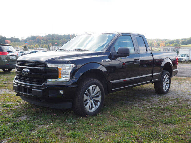 2018 Ford F-150 for sale at Terrys Auto Sales in Somerset PA