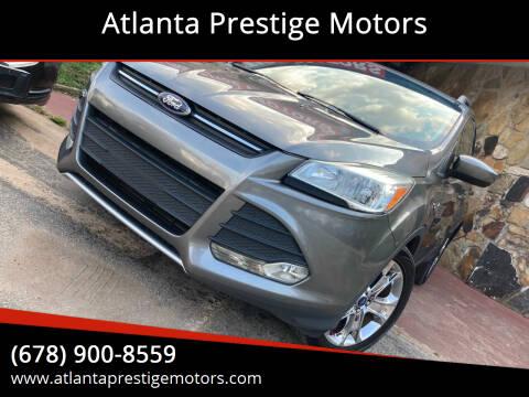 2014 Ford Escape for sale at Atlanta Prestige Motors in Decatur GA