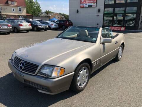 1995 Mercedes-Benz SL-Class for sale at MAGIC AUTO SALES in Little Ferry NJ