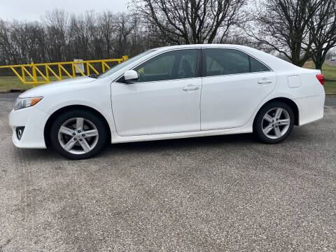 2014 Toyota Camry for sale at Performance Motor Sports in Pacific MO