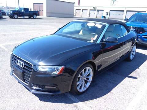 2013 Audi A5 for sale at Imotobank in Walpole MA