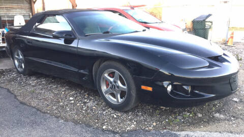1998 Pontiac Firebird for sale at South Point Auto Sales in Buda TX