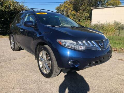 2009 Nissan Murano for sale at Best Choice Auto Sales in Lexington KY