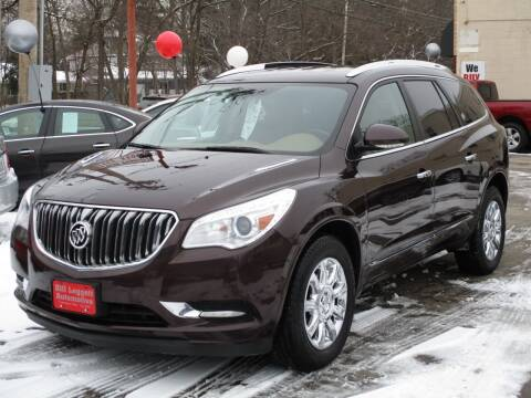2015 Buick Enclave for sale at Bill Leggett Automotive, Inc. in Columbus OH