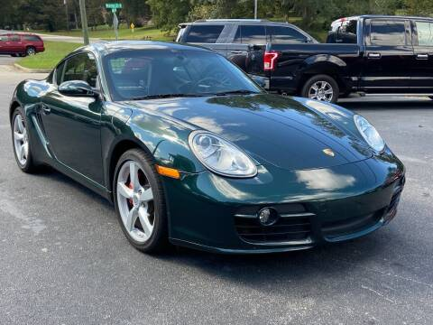 2007 Porsche Cayman for sale at Luxury Auto Innovations in Flowery Branch GA