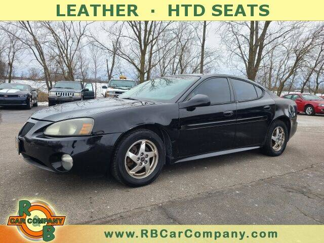 2004 Pontiac Grand Prix for sale at R & B CAR CO - R&B CAR COMPANY in Columbia City IN