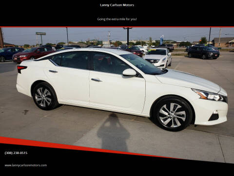 2020 Nissan Altima for sale at Lanny Carlson Motors in Kearney NE
