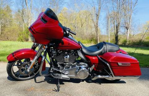 2020 Harley-Davidson® FLHX - Street Glide® for sale at Street Track n Trail in Conneaut Lake PA