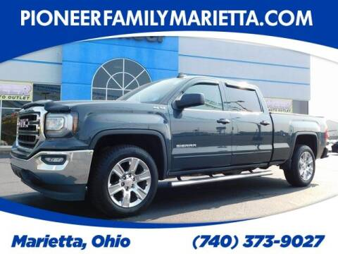 2017 GMC Sierra 1500 for sale at Pioneer Family preowned autos in Williamstown WV