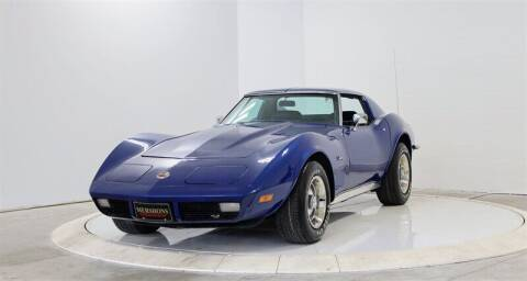 1973 Chevrolet Corvette for sale at Mershon's World Of Cars Inc in Springfield OH