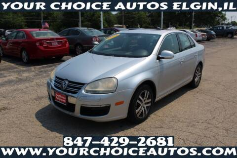 2005 Volkswagen Jetta for sale at Your Choice Autos - Elgin in Elgin IL