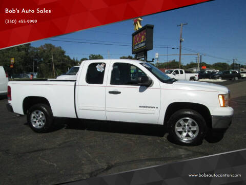 2009 GMC Sierra 1500 for sale at Bob's Auto Sales in Canton OH