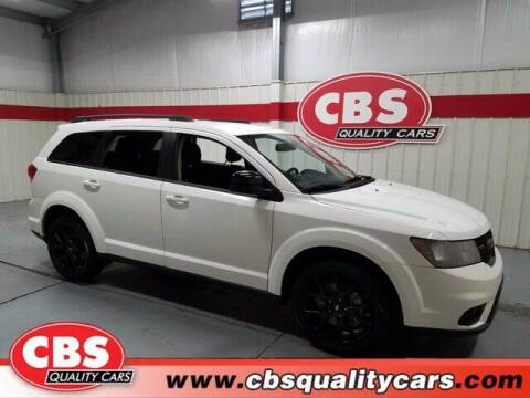 2018 Dodge Journey for sale at CBS Quality Cars in Durham NC