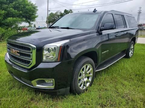 2016 GMC Yukon XL for sale at VC Auto Sales in Miami FL