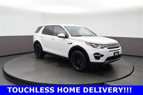 2016 Land Rover Discovery Sport for sale at M & I Imports in Highland Park IL