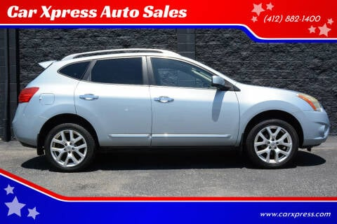 2011 Nissan Rogue for sale at Car Xpress Auto Sales in Pittsburgh PA