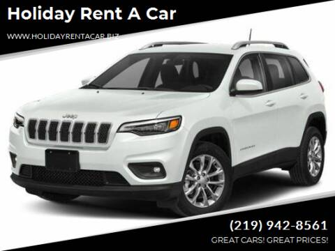 2019 Jeep Cherokee for sale at Holiday Rent A Car in Hobart IN