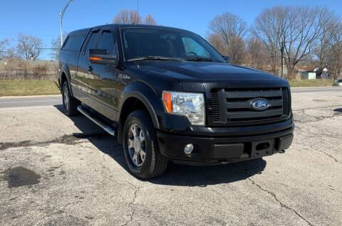 2009 Ford F-150 for sale at InstaCar LLC in Independence MO