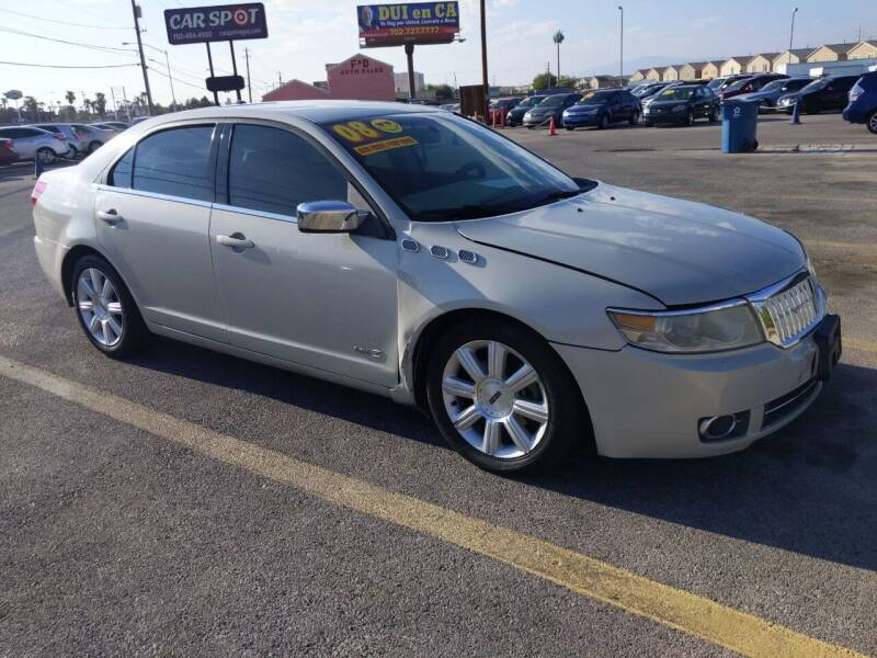 2008 Lincoln MKZ for sale at Car Spot in Las Vegas NV