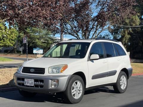2001 Toyota RAV4 for sale at AutoAffari LLC in Sacramento CA