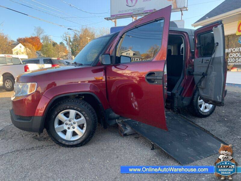 2011 Honda Element for sale at IMPORTS AUTO GROUP in Akron OH