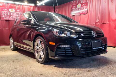 2012 Volkswagen Golf R for sale at Roberts Auto Services in Latham NY
