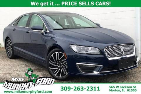 2020 Lincoln MKZ for sale at Mike Murphy Ford in Morton IL