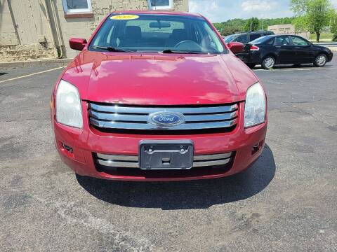 2007 Ford Fusion for sale at Discovery Auto Sales in New Lenox IL