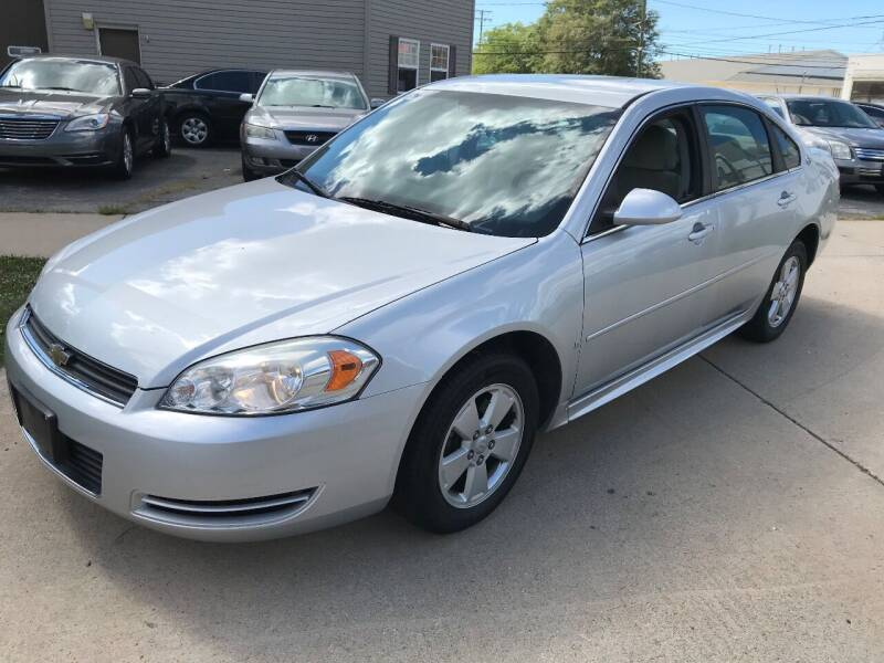 2009 Chevrolet Impala for sale at Two Rivers Auto Sales Corp. in South Bend IN