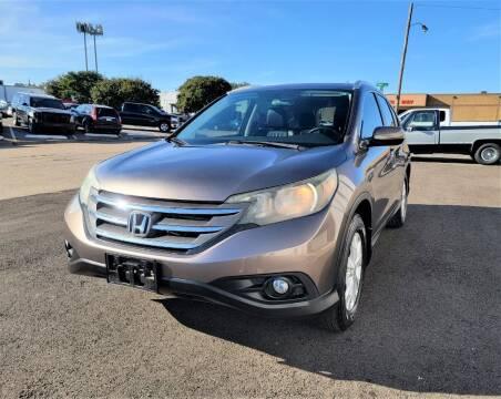 2012 Honda CR-V for sale at Image Auto Sales in Dallas TX